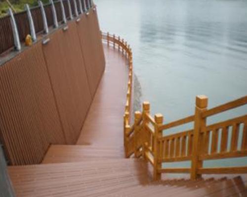 兴国水泥仿木铺板定制
