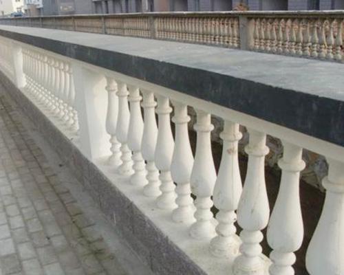 水泥花瓶柱护栏