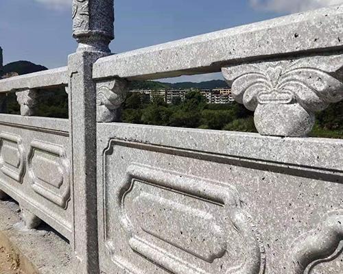南昌仿石护栏
